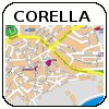 Mapa Corella